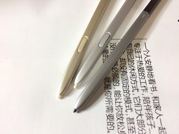 適用三星Note5手寫筆 N9200手機內置筆Note5觸控筆Note5 SPen 范思蓮恩