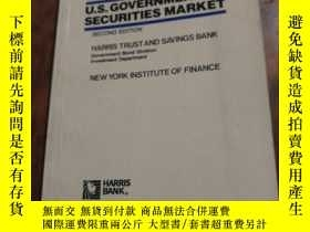 二手書博民逛書店THE罕見U S GOVERNMENT SECURITIES M