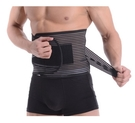 Dr.H 日式塑鋼黑色護腰帶 (加強款)