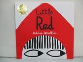 【書寶二手書T1/原文小說_EPA】Little Red_Bethan Woollvin
