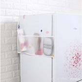 冰箱罩防塵罩滾筒洗衣機床頭柜蓋布萬能蓋巾單開門微波爐布藝 lanan lanan style