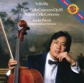 馬友友 艾爾加&華爾頓:大提琴協奏曲 CD  (音樂影片購)