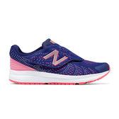 New Balance 中童鞋 紫 粉紅 男女童鞋 飛機鞋 兒童慢跑鞋 寬楦 NB KVRUSR7P