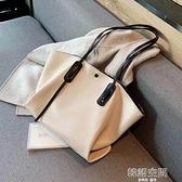 春夏軟面大包包女2020新款潮韓版百搭質感單肩包大容量時尚托特包