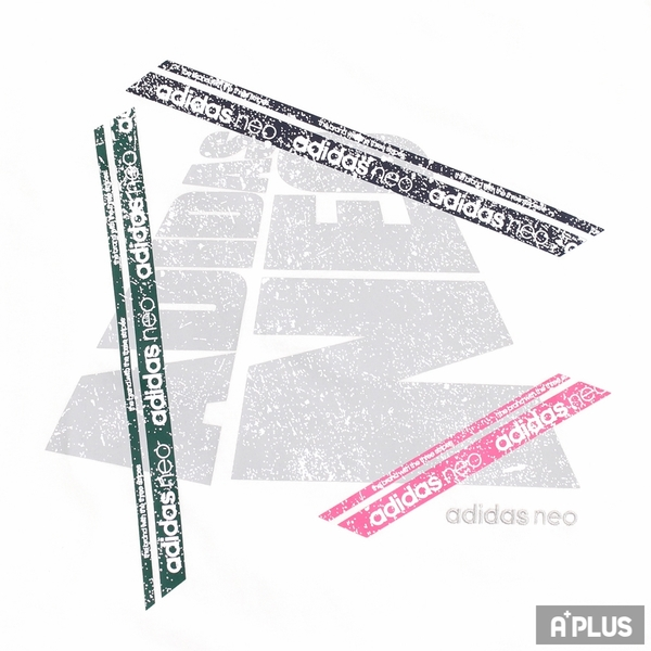 ADIDAS 男 M FAVES TEE 1 圓領T(短) - FP7302