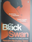 【書寶二手書T1/原文小說_NFV】The Black Swan-The Impact of the Highly Improbable_TALEB