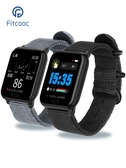 運動手環 Fitcooc/斐客天貓精靈智能電子運動安卓手表多功能彩屏遠動手環心率表計步 3C數位百貨