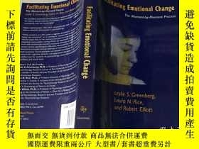 二手書博民逛書店Facilitating罕見Emotional ChangeY3