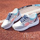 運動鞋  老爹鞋 運動鞋女韓版原宿2018新款秋季女鞋百搭鞋子學生跑步鞋