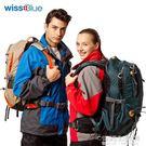 登山包 戶外登山包女50L戶外背包男 旅行旅游後背包防水 1995生活雜貨