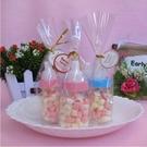 一定要幸福哦~~奶瓶棉花糖100份.婚禮小物,送客禮、尾牙、喜糖