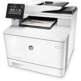 HP Color LaserJet MFP M477fdw 彩色雷射複合印表機