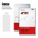 iMos SAMSUNG Galaxy Note 20 3SAS 螢幕保護貼