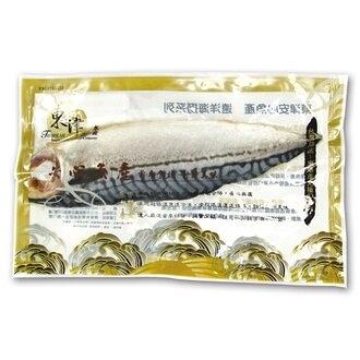 2包*東津挪威薄鹽鯖魚片