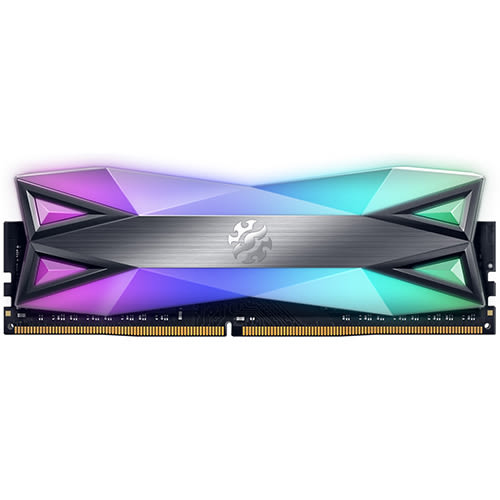 ADATA 威剛 XPG SPECTRIX D60G DDR4 3200 8GBx2 RGB 炫光超頻記憶體