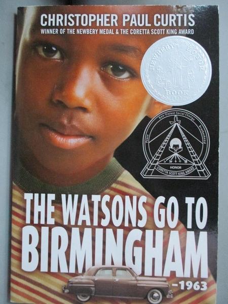 【書寶二手書T7/歷史_GMB】The Watsons Go to Birmingham - 1963_Curtis, Christopher Paul