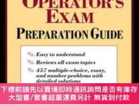 二手書博民逛書店Boiler罕見Operator s Exam Preparation GuideY464532 Theodo