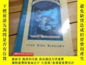 二手書博民逛書店THE罕見WIDE WINDOW 寬的窗口Y20470 Lemo