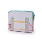 義大利 Papinee Owl Tablet Case Small 英國 貓頭鷹 iPad Mini 防護袋