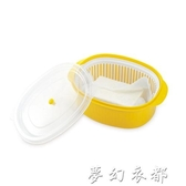 現貨日本原產Imotani微波爐專用蒸盒蒸籠  微波爐保鮮盒飯盒 夢幻衣都