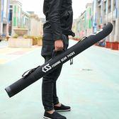 竿包魚竿包漁具包魚包防水魚桿包多功能清倉1.25米