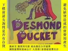 二手書博民逛書店Desmond罕見Pucket Makes Monster Ma