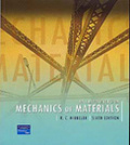 二手書博民逛書店《Mechanics of Materials: An Adap