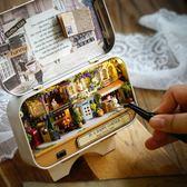拼圖兒童玩具3d立體拼圖小女孩子女生禮物成年手工模型益智7-8 9 10歲 衣間迷你屋