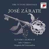 荷賽‧札拉特:中提琴協奏曲、紅河夜曲