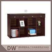 【多瓦娜】19058-630003 安寶耐磨胡桃5尺多功能置物櫃(A5)