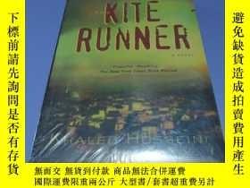 二手書博民逛書店THE罕見KITE RUNNER(32開,未拆封)Y752