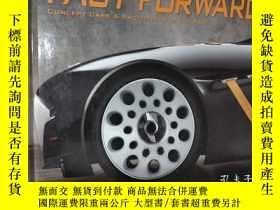 二手書博民逛書店Fast罕見Forward: Concept Cars and