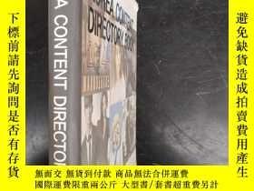 二手書博民逛書店KOREA罕見CONTENT DIRECTORY BOOK 20