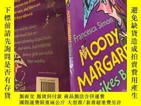 二手書博民逛書店moody罕見margaret:穆迪·瑪格麗特Y200392