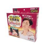 日本 桐灰化學 天然小豆蒸氣溫熱頸肩枕