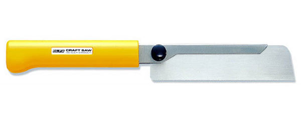 OLFA [鋸刀] 【CS-3】 大型細齒鋸刀 適用於木板 合板 塑膠板 塑膠管 [替換刀片SWB-3]