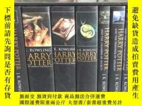 二手書博民逛書店the罕見complete harry potter colle