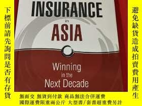 二手書博民逛書店Life罕見Insurance in Asia: Winning in the Next Decade (小16開