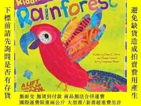 二手書博民逛書店Riddle罕見Diddle RainforestY346464