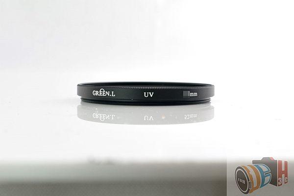 又敗家@GREEN.L 72mm UV濾鏡(無鍍膜,非薄框)72mm保護鏡UV保護鏡防紫外線,非Kenko Pro 1D MARUMI DHG HOYA HMC