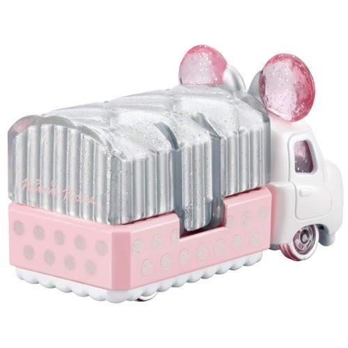迪士尼夢幻珠寶小汽車 首飾收納珠寶車 米妮_DS11575