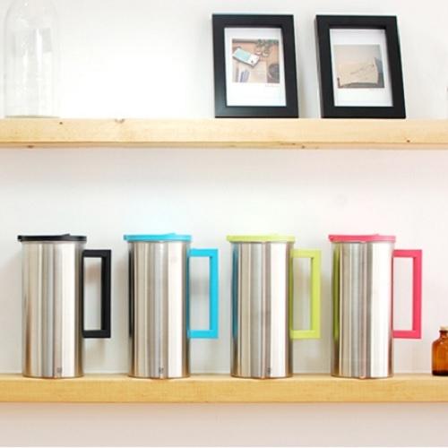 4色可選|JVR 韓國原裝明星不銹鋼水壺1.6L|來自星星的你-都敏俊豪宅使用款