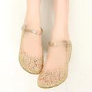 洞洞鞋 新款涼鞋女夏季女鞋坡跟夏天女士鞋子沙灘鞋洞洞鞋厚底果凍鞋 叮噹百貨