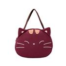 貓頭銅鑼燒側背包/肩背包/手提包/拼布包包