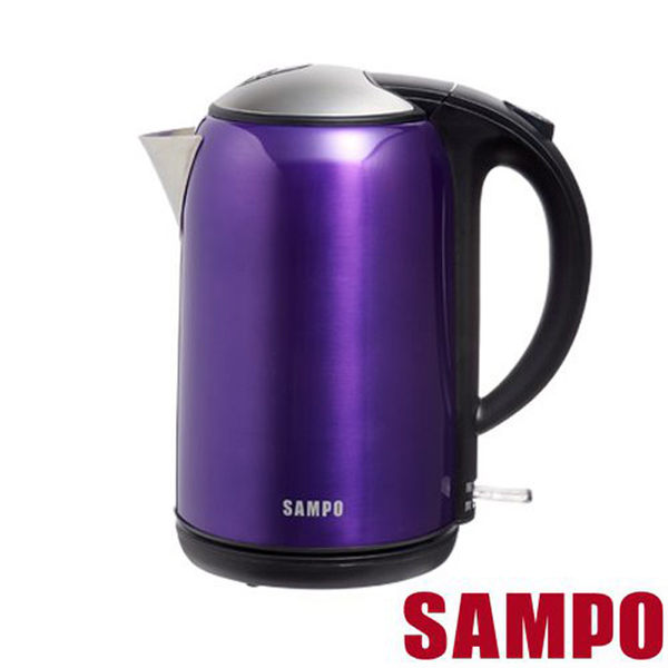 SAMPO 聲寶 1.8L 炫彩快煮壺 KP-SA17C