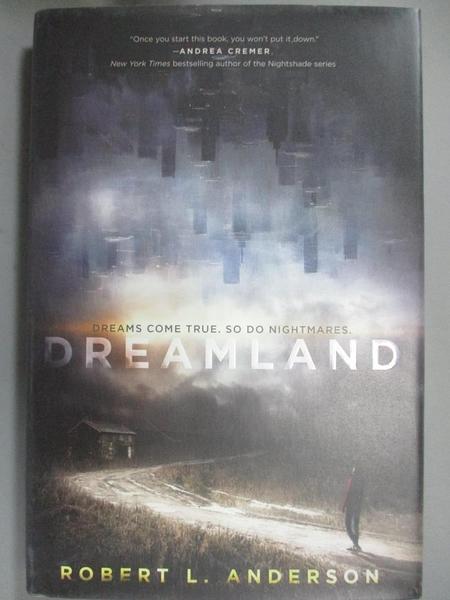 【書寶二手書T7/原文小說_BLV】Dreamland_Anderson, Robert L.