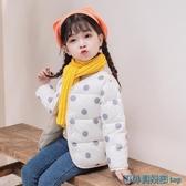兒童羽絨服 兒童羽絨棉服內膽中小童寶寶保暖棉衣外套男女童輕薄款內外穿棉襖 快速出貨