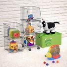 [客尊屋] 斜口4+1置物籃車(附輪),可堆疊,置物架,收納架,廚房架,玩具收納