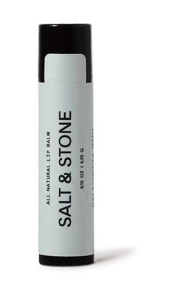 SALT & STONE S&S California Mint Lip Balm 加州薄荷護唇膏