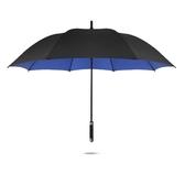 雙層男士超大防風長柄傘自動商務戶外雙人直柄雨傘加固三人直桿傘